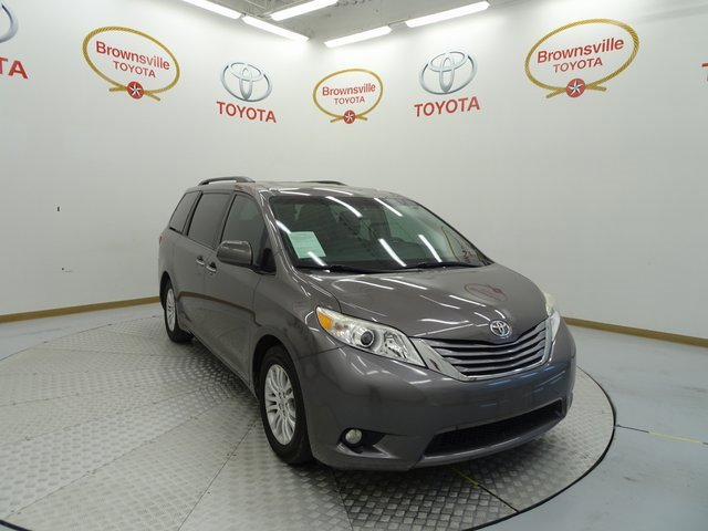 Used 2016 Toyota Sienna in Brownsville, TX