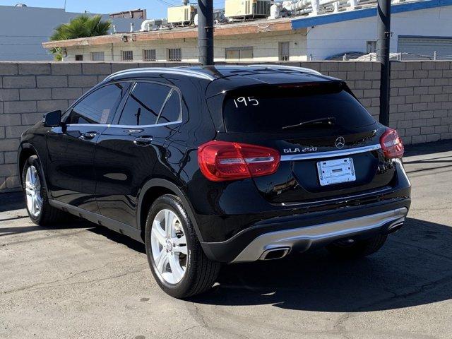 2015 Mercedes-Benz GLA-250 Premium Sport Pkg 4D Sport Utility 4D 4-Cyl Turbo 2.0L