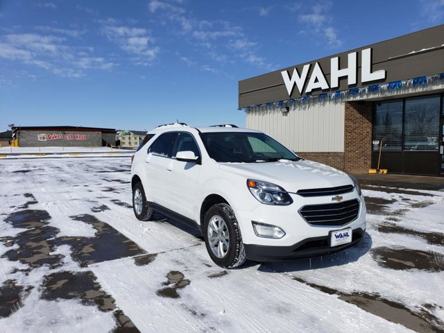 Used 2017 Chevrolet Equinox in Devils Lake, ND