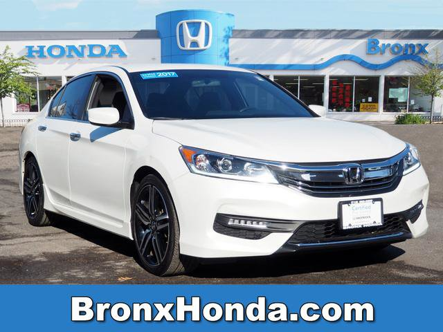 Used 2017 Honda Accord Sedan in Bronx, NY