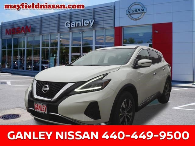New 2020 Nissan Murano in , OH