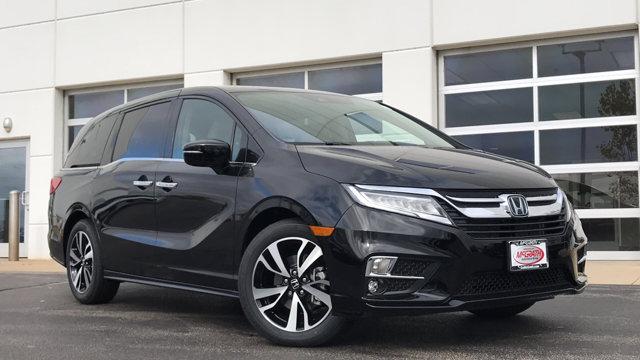 New 2020 Honda Odyssey in Elgin, IL