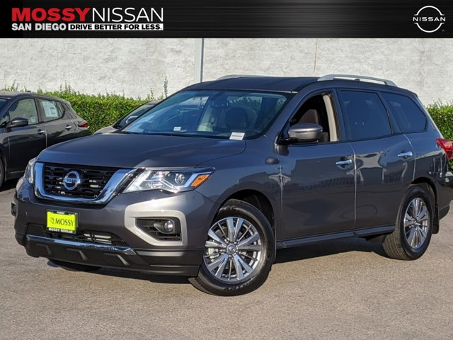 2020 Nissan Pathfinder SV – 2WD FWD SV Regular Unleaded V-6 3.5 L/213 [14]