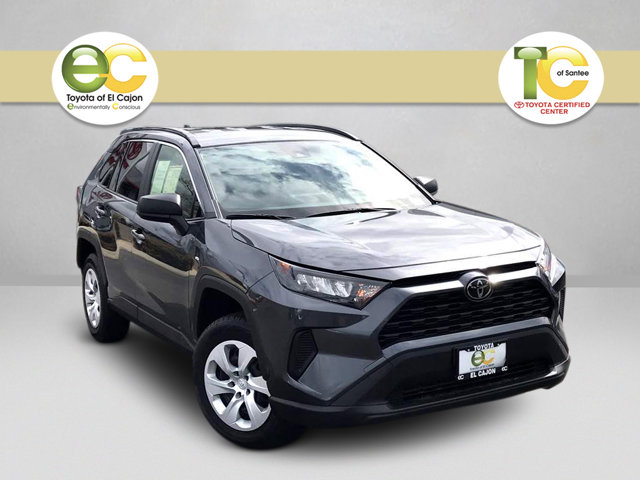 Used 2019 Toyota RAV4 in Santee, CA