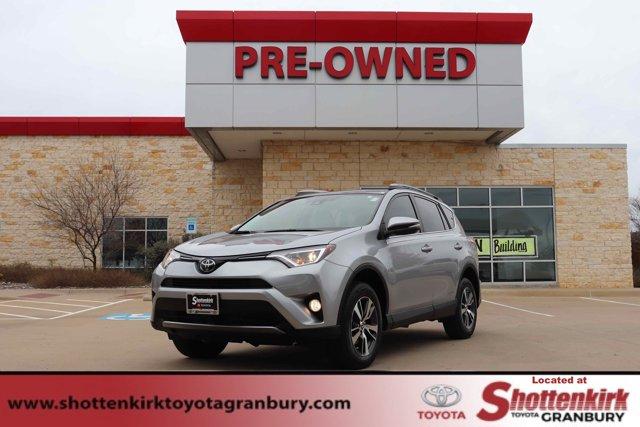 Used 2017 Toyota RAV4 in Granbury, TX