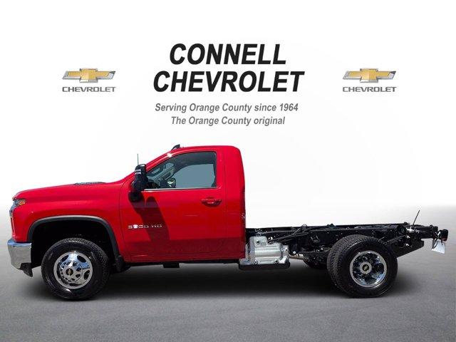 2021 Chevrolet Silverado 3500HD CC LT