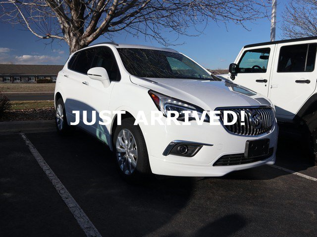 Used 2018 Buick Envision in Greeley, CO