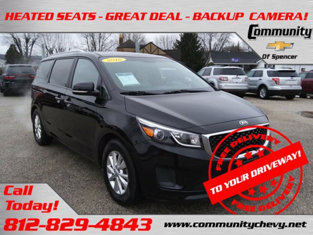 Used 2016 KIA Sedona in Bloomington, IN