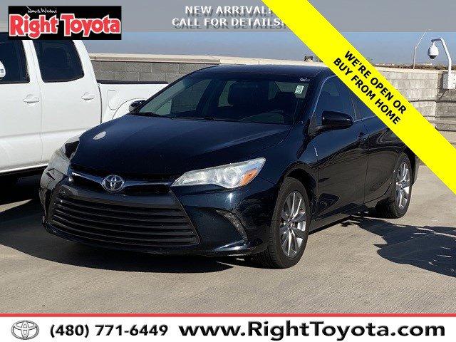 2016 Toyota Camry  Regular Unleaded I-4 2.5 L/152 [12]
