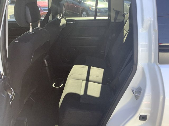 Used 2017 Jeep Compass Sport FWD