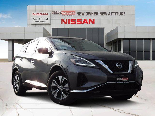 2020 Nissan Murano S FWD S Regular Unleaded V-6 3.5 L/213 [1]