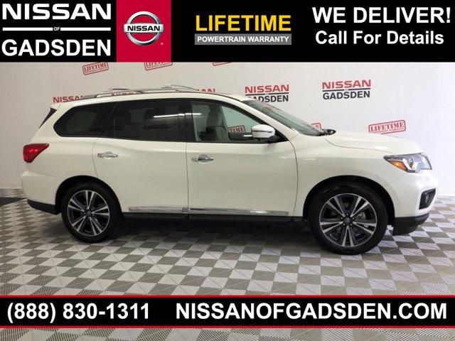 Used 2019 Nissan Pathfinder in Gadsden, AL
