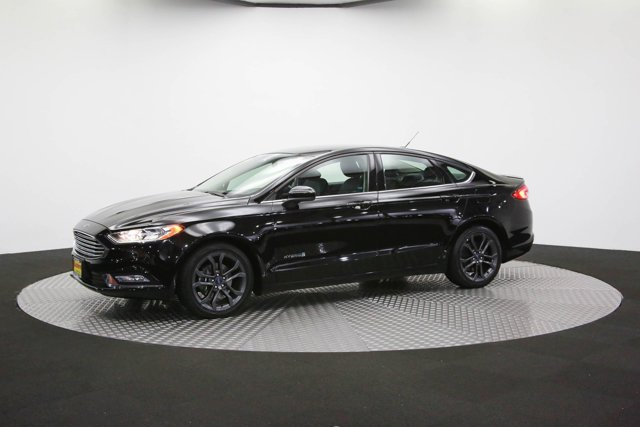 2018 Ford Fusion Hybrid for sale 124604 52