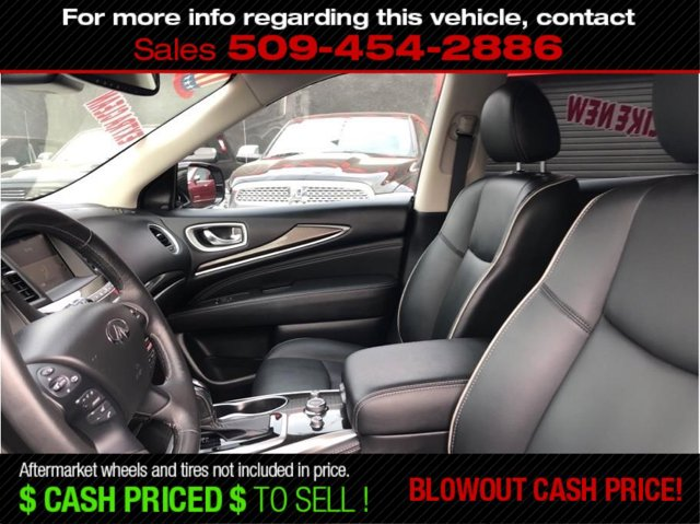 Used 2019 Infiniti QX60 2019.5 PURE AWD