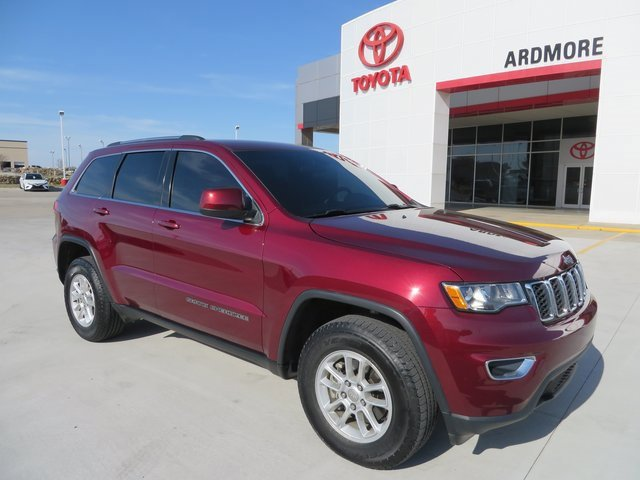Used 2018 Jeep Grand Cherokee in Ardmore, OK