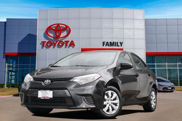 Used 2016 Toyota Corolla in Burleson, TX