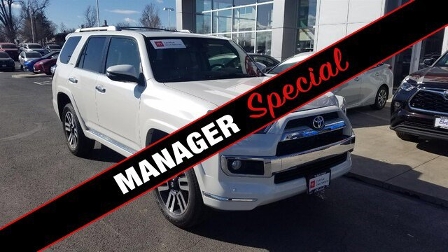 Used 2017 Toyota 4Runner in Greeley, CO