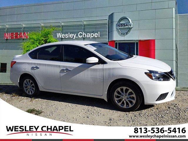 New 2019 Nissan Sentra in Wesley Chapel, FL