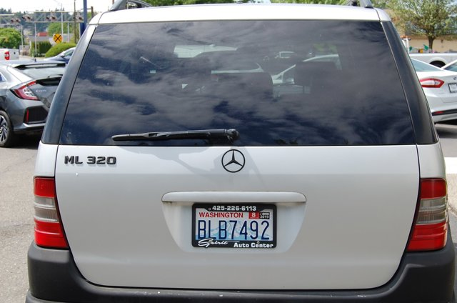 Used 1999 Mercedes-Benz M-Class 4dr AWD 3.2L
