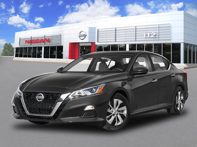 2020 Nissan Altima 2.5 S 2.5 S Sedan Regular Unleaded I-4 2.5 L/152 [12]