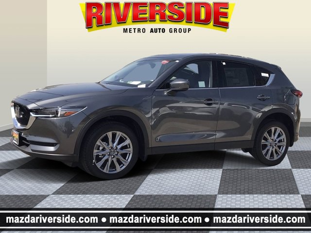 2020 Mazda CX-5 Grand Touring Grand Touring FWD Regular Unleaded I-4 2.5 L/152 [6]