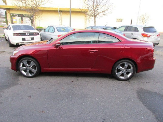 Photo 33 of this used 2010 Lexus IS 350C vehicle for sale in San Rafael, CA 94901