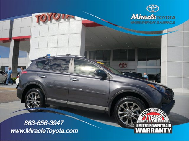 Used 2017 Toyota RAV4 in Haines City, FL