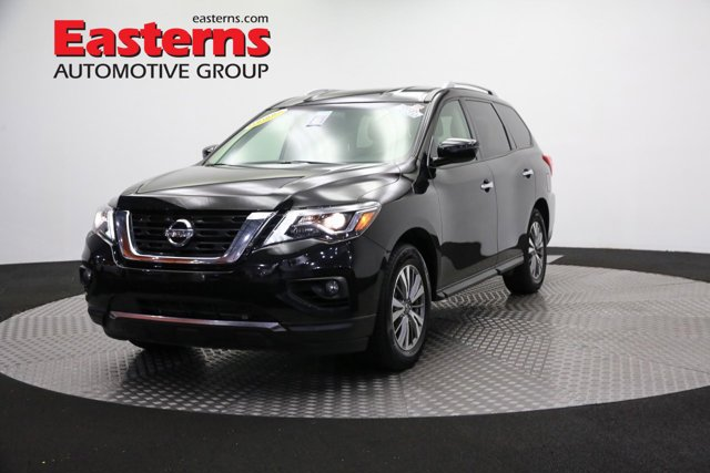 2018 Nissan Pathfinder for sale 120779 0