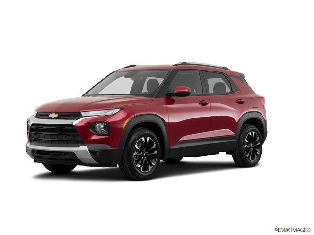 2022 Chevrolet Trailblazer LT FWD 4dr LT Gas I3 1.3L/ [4]