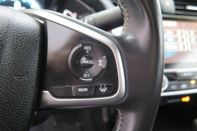 2017 Honda Civic Sedan EX-L CVT w-Honda Sensing