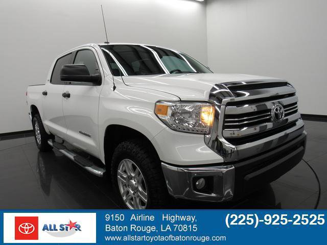 Used 2017 Toyota Tundra in Baton Rouge, LA