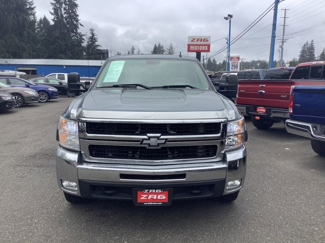 Used 2008 Chevrolet Silverado 2500HD 4WD Ext Cab 157.5 LTZ