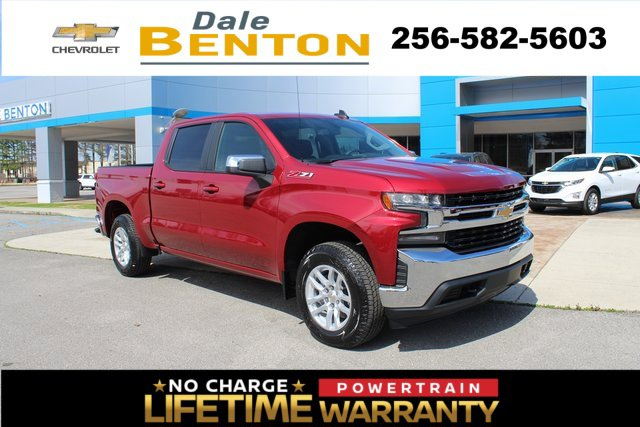 New 2019 Chevrolet Silverado 1500 in Guntersville, AL
