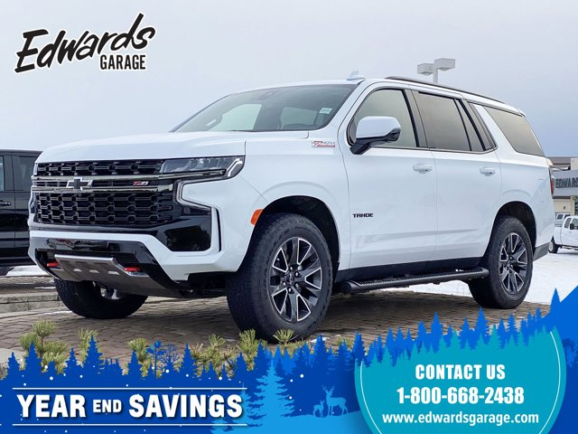 2021 Chevrolet Tahoe Z71 Htd 1st/2nd Row Sunroof Surround Vision 4WD 4dr Z71 Gas V8 5.3L/ [0]