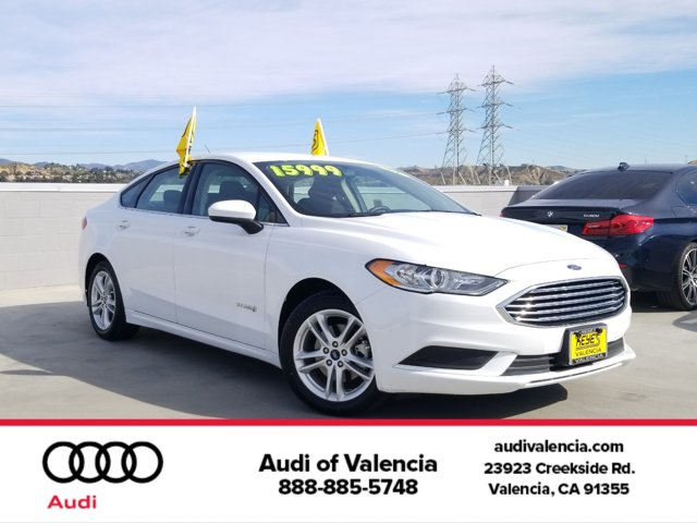 Used 2018 Ford Fusion Hybrid in , CA