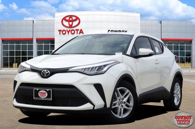 New 2020 Toyota C-HR in Dallas, TX