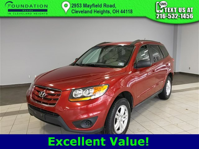 Used 2010 Hyundai Santa Fe in Cleveland Heights, OH