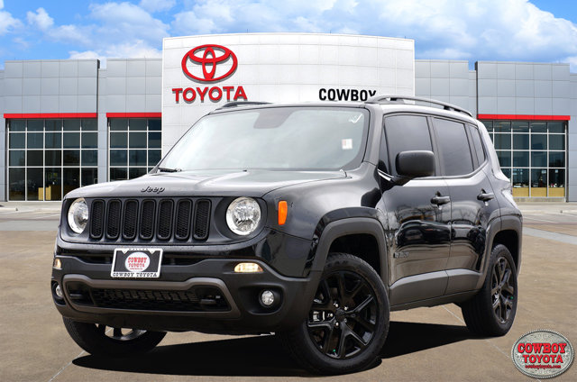 Used 2018 Jeep Renegade in Dallas, TX