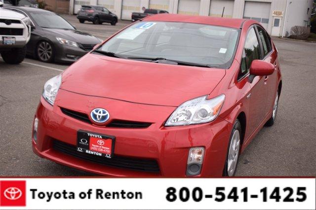 Used 2010 Toyota Prius in Renton, WA