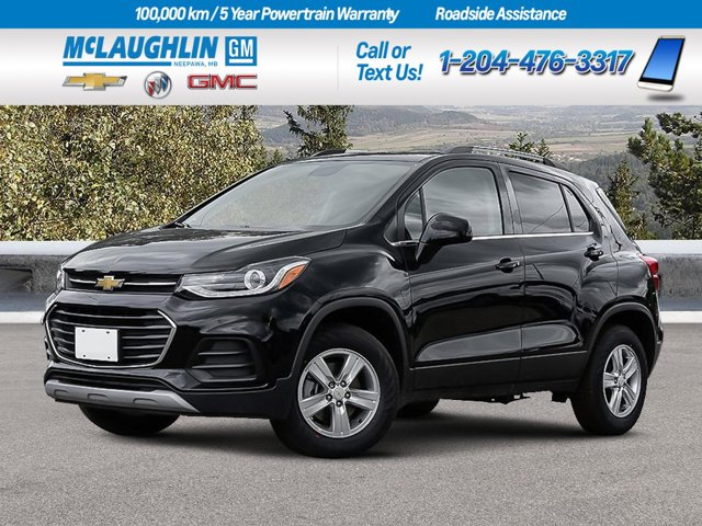 2021 Chevrolet Trax LT AWD 4dr LT Turbocharged Gas 4-Cyl 1.4L/ [1]