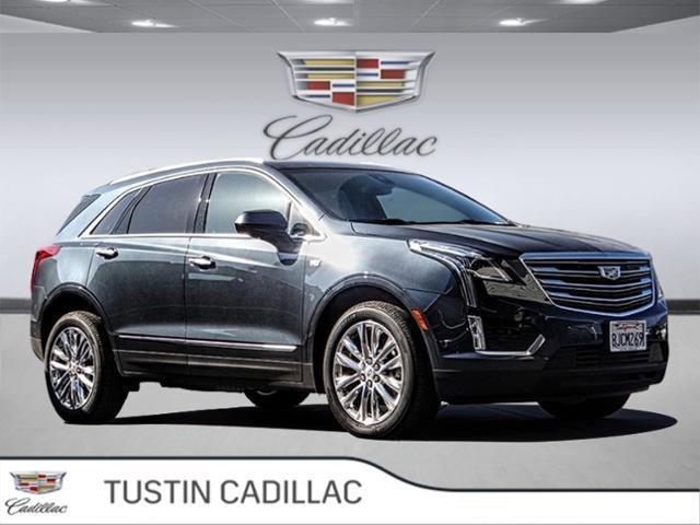 2019 Cadillac XT5 Premium Luxury FWD FWD 4dr Premium Luxury Gas V6 3.6L/222 [17]