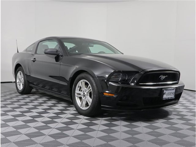 2014 Ford Mustang V6 Coupe 2D