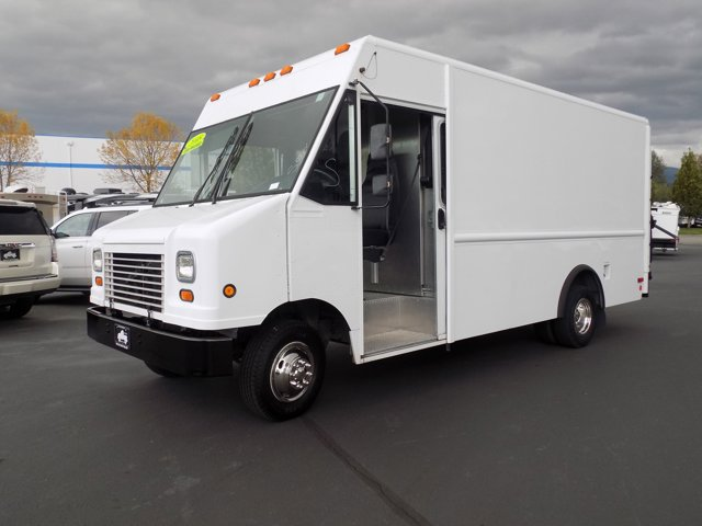 Used 2008 Ford E450 Step Van in Burlington, WA