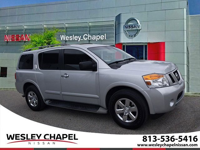 Used 2015 Nissan Armada in Wesley Chapel, FL