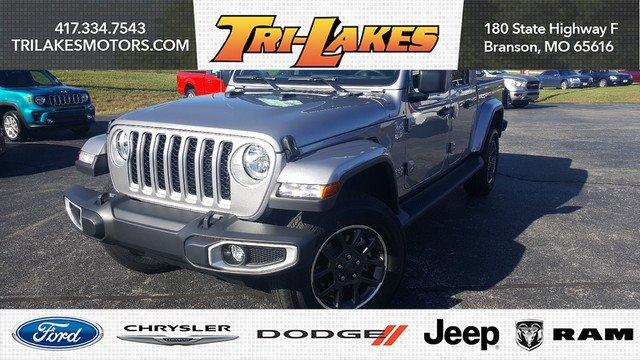 New 2020 Jeep Gladiator in Branson, MO