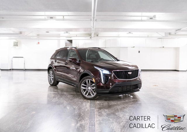 2020 Cadillac XT4 AWD Sport AWD 4dr Sport Turbocharged Gas I4 2.0/ [1]
