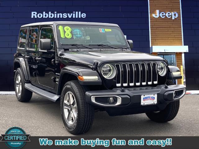 Used 2018 Jeep Wrangler Unlimited in Little Falls, NJ