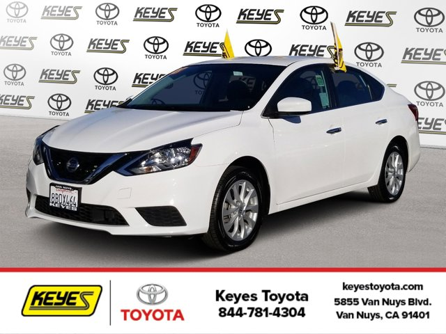 Used 2018 Nissan Sentra in , CA