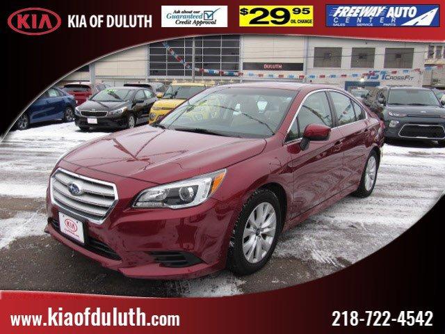 Used 2017 Subaru Legacy in Duluth, MN