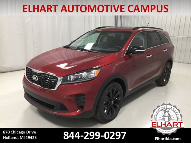 New 2019 KIA Sorento in Holland, MI